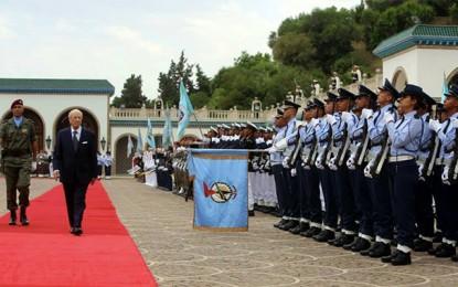 L'armée tunisienne célèbre son 59e anniversaire