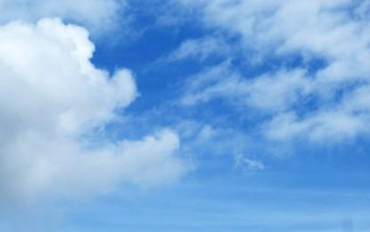 Météo : Ciel nuageux et mer peu agitée