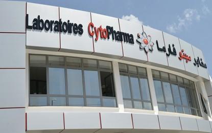 Le laboratoire Cytopharma démarre sa production aujourd'hui