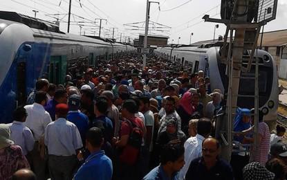 Accident d'El-Fahs: Les conducteurs de train arrêtent le trafic