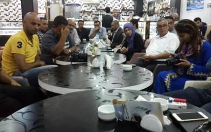 Chafik Jarraya: «Ambassadeur» de Fajr Libya en Tunisie?