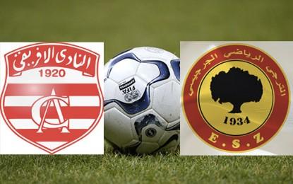 Match ES Zarzis-C. Africain : Wassim Ben Salah sur un toit brûlant