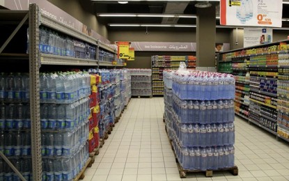Ramadan : Réduction de 5% du prix d'eau minérale