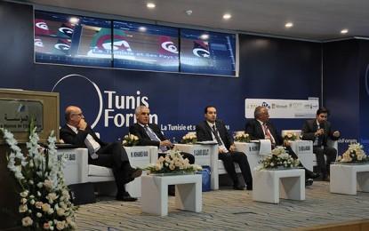 Forum de Tunis: Vers un axe stratégique Algérie-Tunisie-Libye