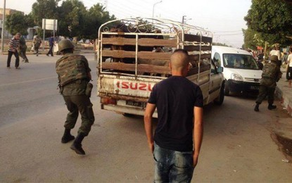 Sidi Bouzid: Des habitants refusent des soins à un terroriste blessé