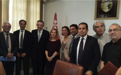 Le GP Tourisme Conect à la rencontre de Selma Elloumi Rekik