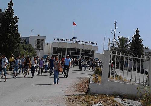 Gare-de-Jebel-Jelloud