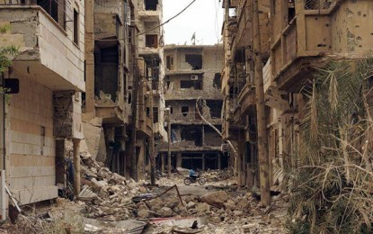 Rabii, un jihadiste tunisien mort au combat en Syrie