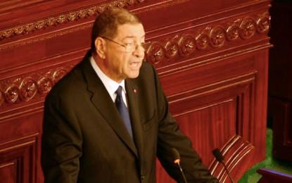 Habib Essid s'expliquera vendredi devant l'Assemblée