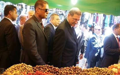 Habib Essid : Renforcement des contrôles pour maitriser les prix