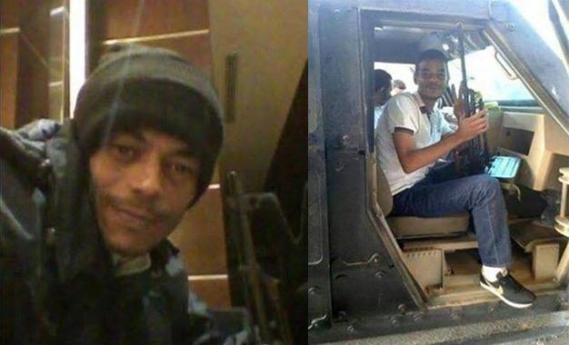 Hamza bribech un dangereux terroriste libyen recherch en for Interieur ministere tunisie