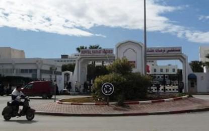 Hôpital Hached de Sousse: La résidente libérée sous caution