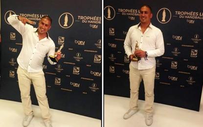 Handball: Le Tunisien Issam Tej élu meilleur pivot de France