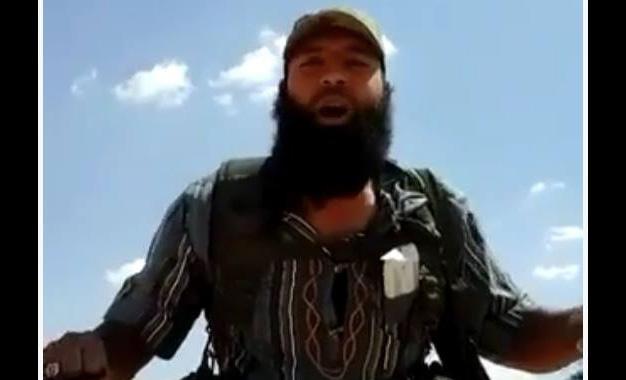 Jihadiste-tunisien-en-Syrie