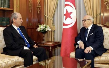 Caïd Essebsi s'informe sur la situation générale en Tunisie