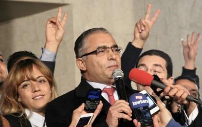 Mohsen Marzouk prendra mercredi son bureau à Nidaa Tounes