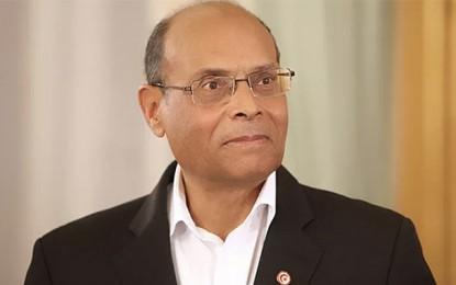 «Flottille de la Liberté 3» : Moncef Marzouki en route vers Paris