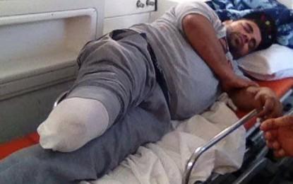 Tunisie : Un blessé de la révolution tente de se suicider