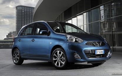 La nouvelle Nissan Micra en vente au showroom Adev