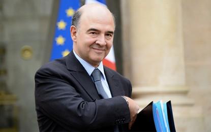 Pierre Moscovici contre l'annulation d'une partie de la dette de la Tunisie