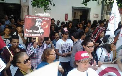 Affaire Chokri Belaïd: Les accusés refusent de comparaître