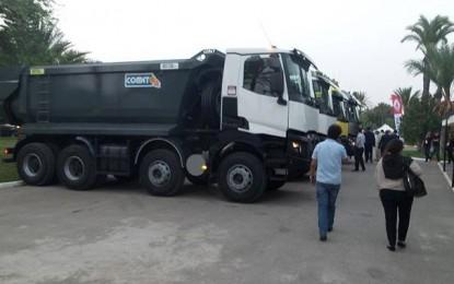 Grand-messe à Hammamet pour le lancement de Renault Trucks
