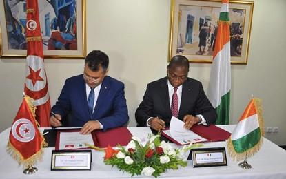 TIC et Poste: Une moisson d'accords tuniso-ivoiriens