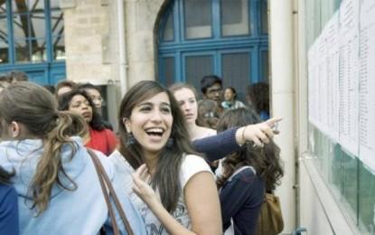 Education : Les lauréat(e)s du Bac 2015