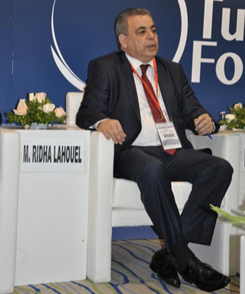 Ridha-Lahouel-Forum-de-Tunis