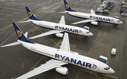 Ryanair en pourparlers pour desservir plusieurs villes tunisiennes