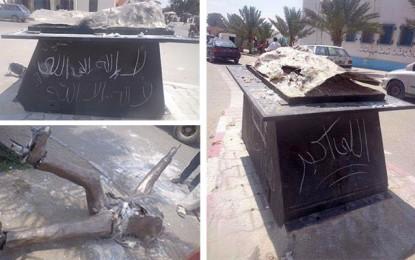 Redeyef: Extrémistes religieux arrêtés après le saccage d'une statue