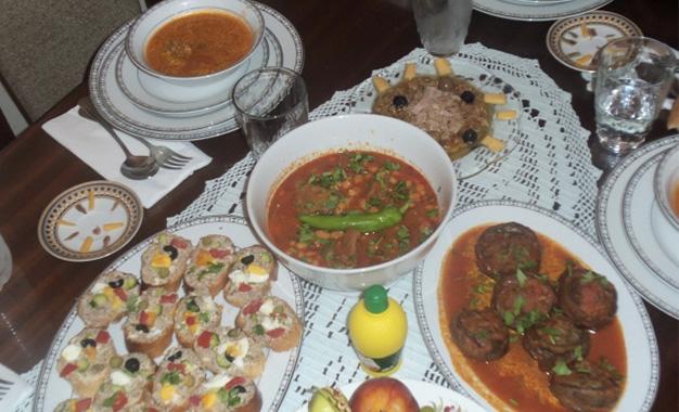 Table-de-ramadan