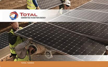 Total Tunisie pour une meilleure énergie