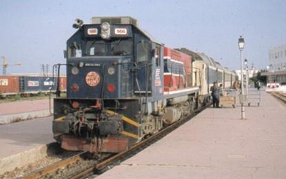 Les bus remplacent les trains sur les lignes Sers, Dahmani et Jerissa
