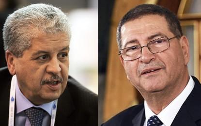Attaque de Ain Defla : Condoléances de Habib Essid à Abdelmalek Sellal