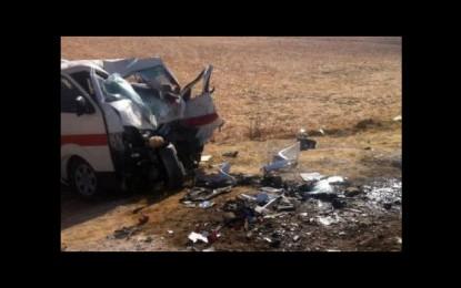 Gabès: Deux morts et 7 blessés dans un accident à Mareth