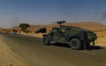 Ben Guerdane: Découverte d'armes dans 5 voitures dont 3 libyennes