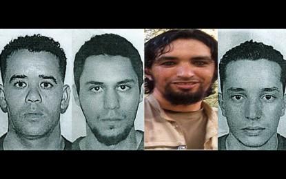 Sidi Bouzid : Avis de recherche de 4 présumés terroristes