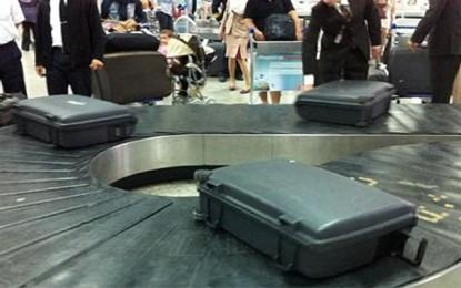 La valise volée de l'enquêteur britannique : Une intox !