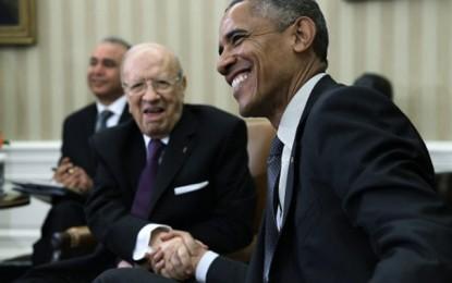 Obama: Le Nobel de la Paix, «une reconnaissance au courage des Tunisiens»