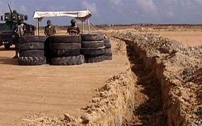 Tunisie : Une ligne de protection des frontières pour quoi faire?