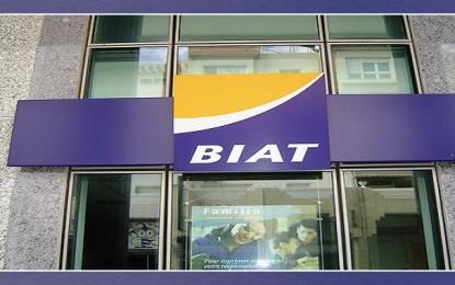 Biat : Produit net bancaire en hausse de 20,6% (9 mois de 2017)