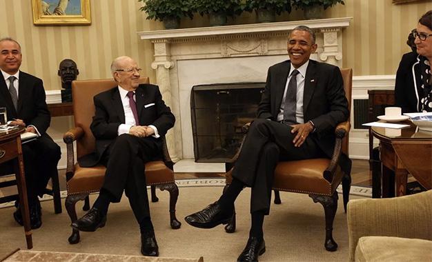 Caïd-Essebsi-reçu-par-Obama