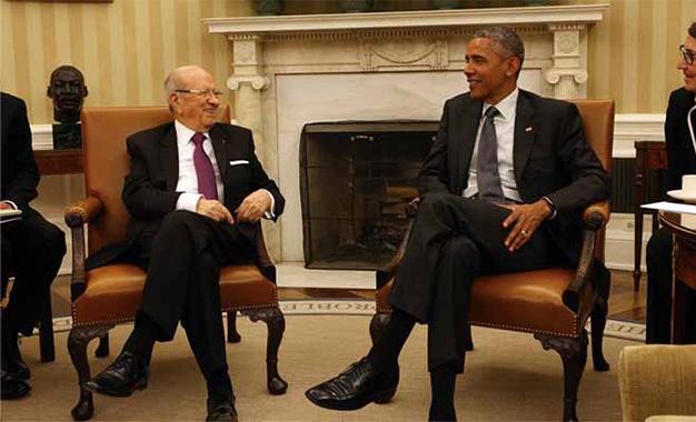 Caid-Essebsi-Barack-Obama