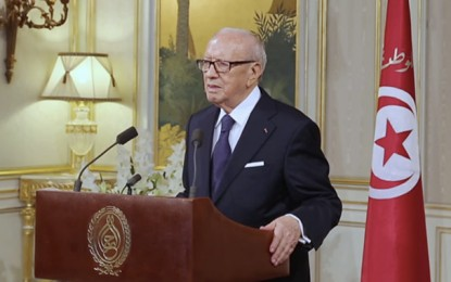 Tunisie : L'état d'urgence prolongé jusqu'au 21 février 2016