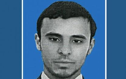 Tunisie: Avis de recherche du terroriste Chamseddine Sandi