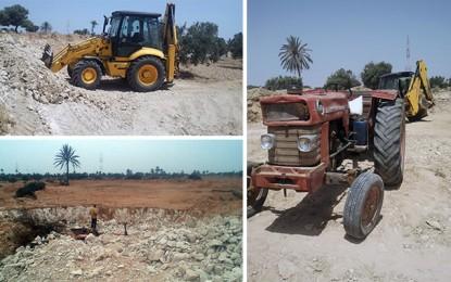 Djerba: Les nécropoles puniques saccagées, pillées et profanées