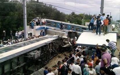 Collision de trains de la SNCFT: Un blessé succombe à ses blessures