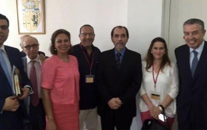 Tourisme de santé: Le GP Tourisme de la Conect chez Saïd Aïdi