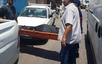 Bizerte: Un homme découvre le corps en décomposition de son frère